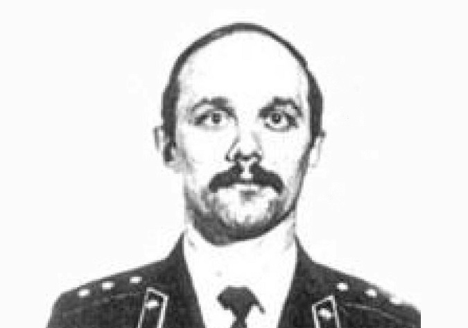 Victor Ponomariov: as the ensign was the first Chechen war hero