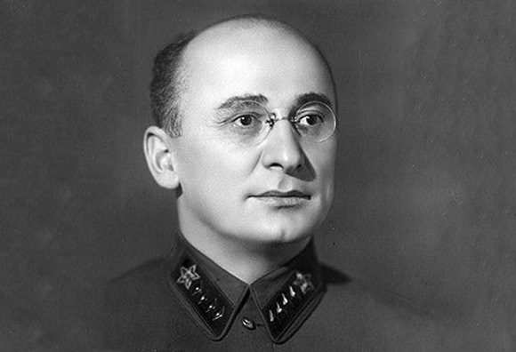 What did Lavrentiy Beria in the Great Patriotic