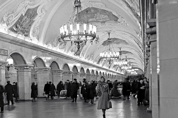 What foreigners do not like the Moscow metro