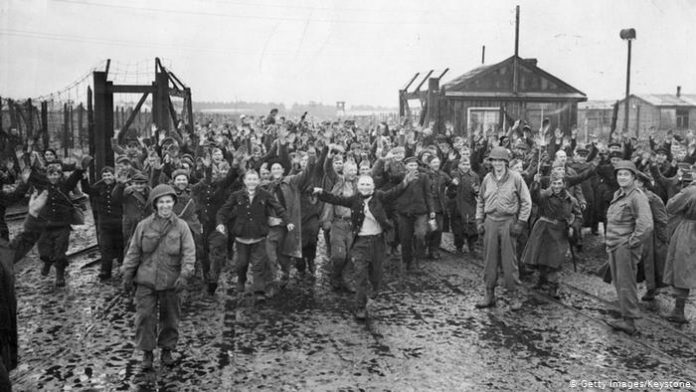 What prisoners the Americans refused to give the Soviet Union after the defeat of Germany