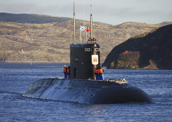 What Russian guns can destroy nuclear submarines NATO