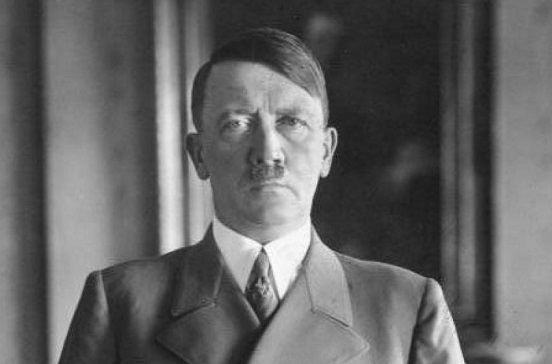 What salary was Hitler