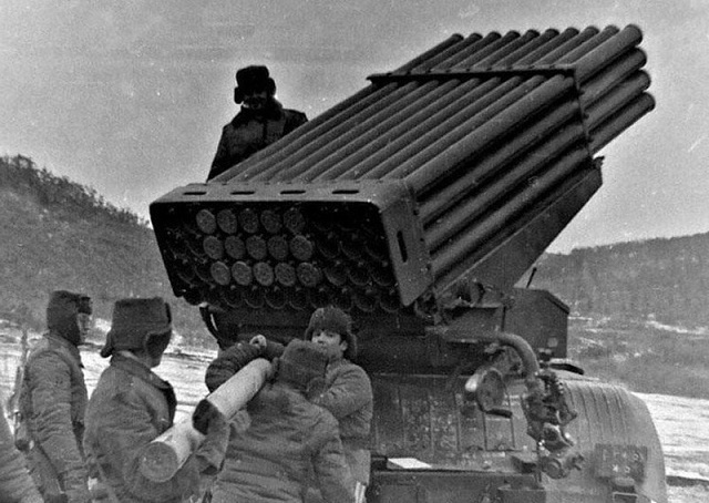 What secret weapon the Soviet Union used against the Chinese in the Sino-Soviet