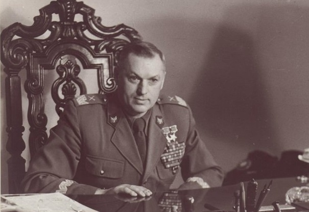 What territory of the Soviet Union Rokossovsky wanted to give Poland