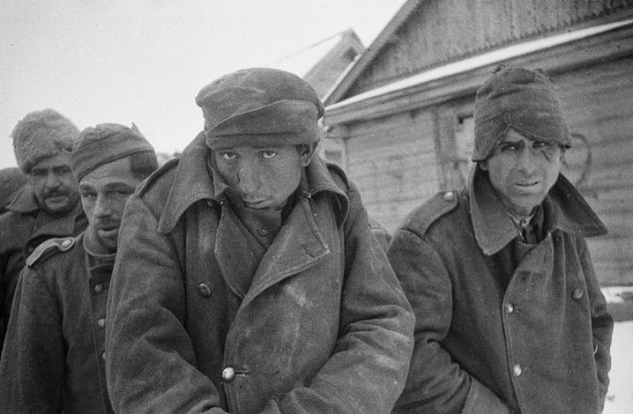 What the Germans despised the Romanian soldiers of Hitler
