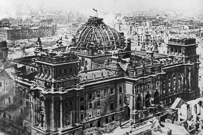What Zhukov wanted to lose a photojournalist who shot ruined Reichstag