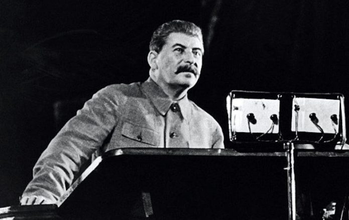 When Stalin promised Soviet citizens to end the war with Hitler