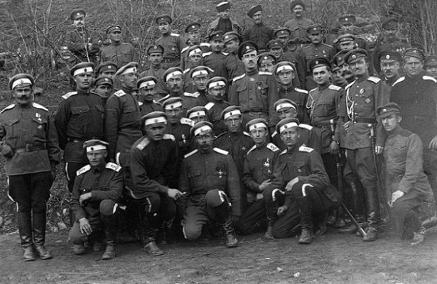 White team: how many Russian soldiers served as mercenaries in the army of China