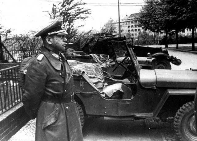 Why after a conversation with Chuykov was shot the head of the General staff of Hitler