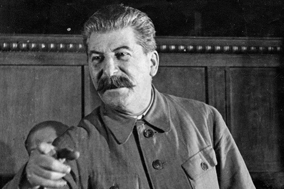 Why did Stalin in 1936