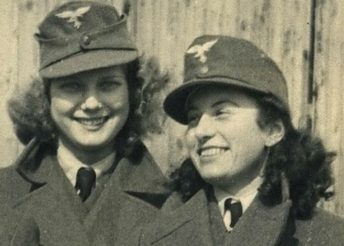 Why German women would not let go to fight on the front