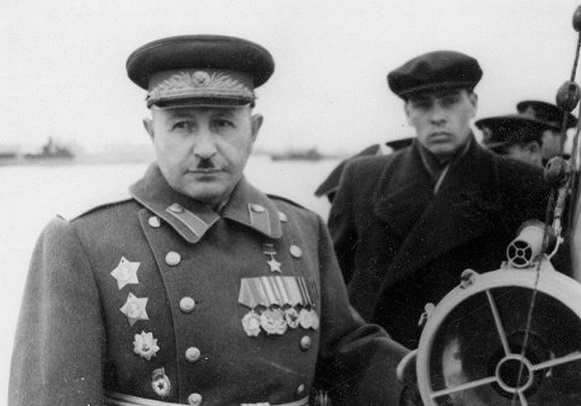 Why Marshal Baghramyan believed the most efficient of Russian soldiers