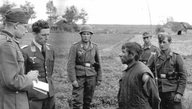 """Why the Germans considered the Belarusians to be the most """"harmless"""" people of the Soviet Union"""