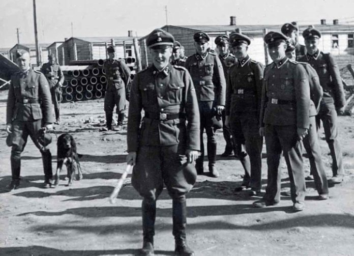 Why the Germans released from Soviet prisons all prisoners