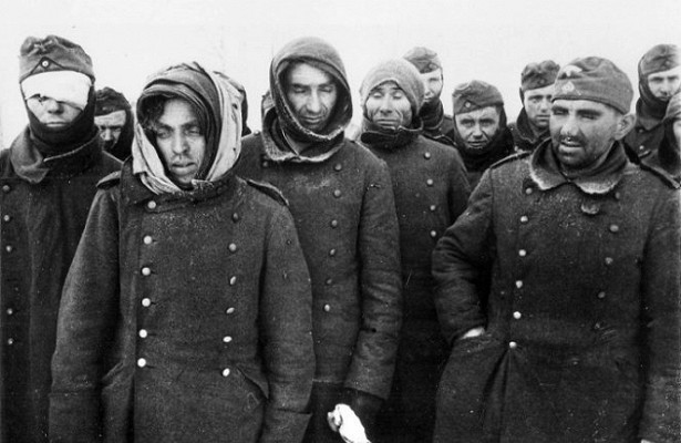 Why the Red Army first surrounded the Germans in Stalingrad