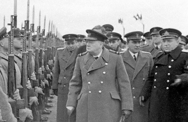 Why the USSR was preparing to war with Britain and France in 1940