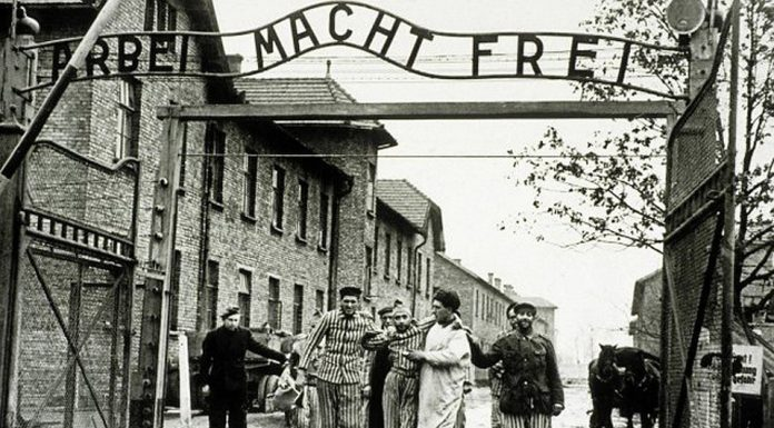 """""""Work makes you free"""" and other terrible slogans in the Nazi death camps"""