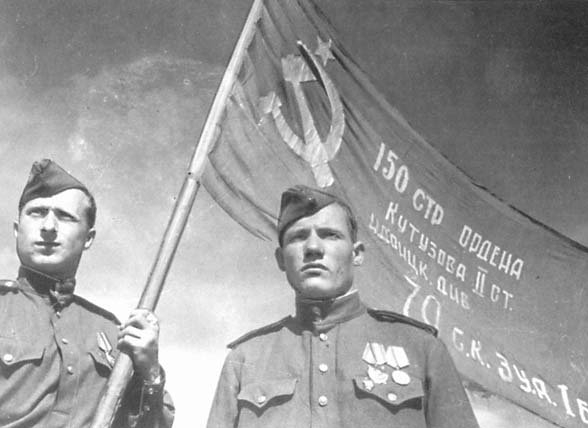 Yegorov and Kantaria: what fighting way passed