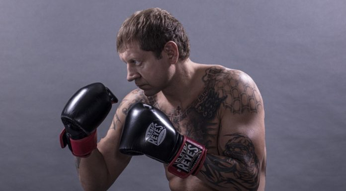 Alexander Emelianenko began training for the bout with Magomed Ismailov. Video