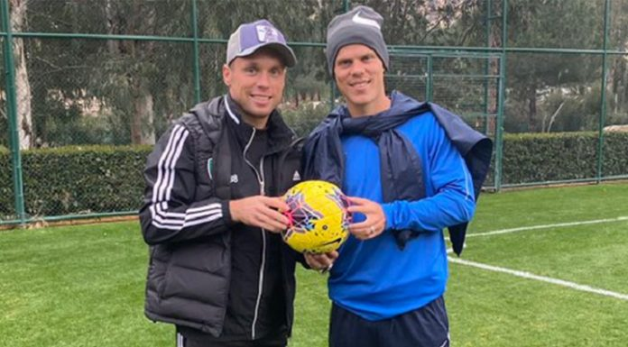 """Alexander Kokorin has arrived at the collection of football club """"Sochi"""""""