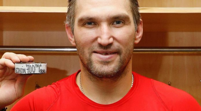 Alexander Ovechkin: it's all over now, we can move on