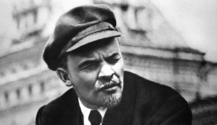 As Lenin after the revolution appropriated the gold reserves of Romania