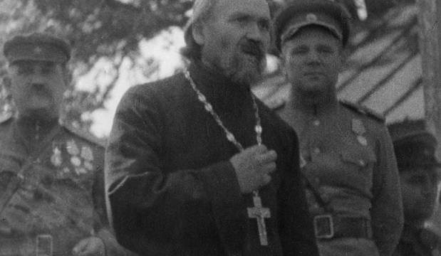 As the Orthodox Church helped to defeat Hitler