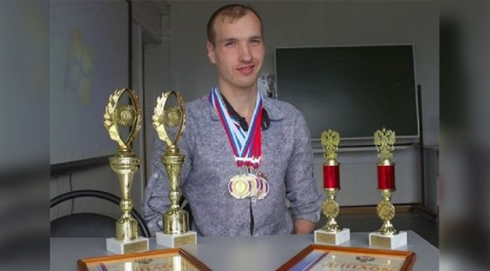 Athlete with a disability got a job as a courier to earn a trip to the Paralympics