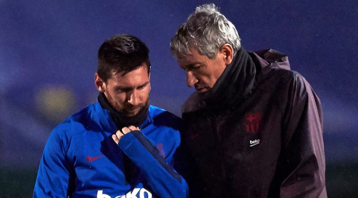 """""""Barcelona"""" is likely to remain without Messi. He is angry with the situation around the club"""