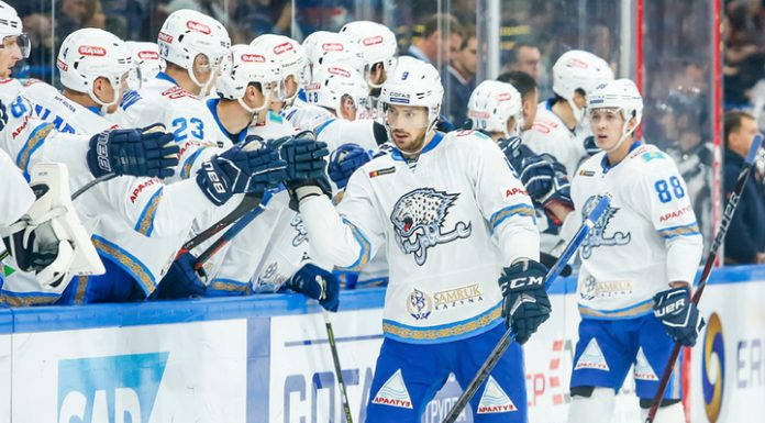 Barys overcame Salavat in the KHL