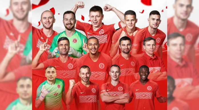 """Beach soccer. """"Spartak"""" became silver medalist of the club world Cup"""