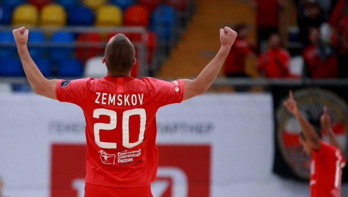 Beach soccer. Spartak reached the final of the Club world Cup