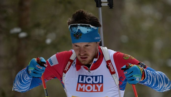 Became known relay the Russian team at the biathlon world Championships