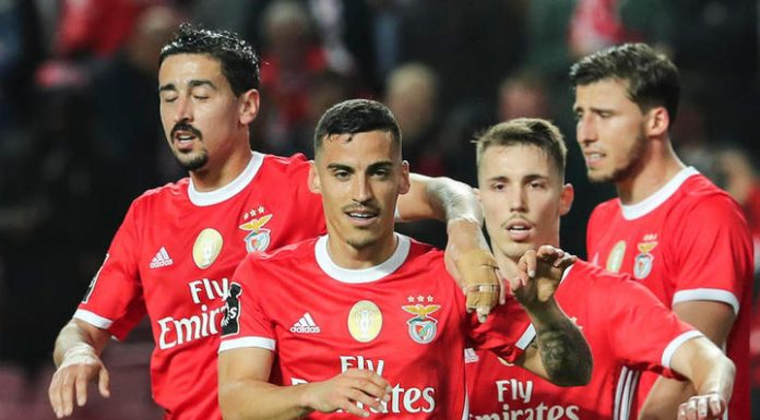 """""""Benfica"""" won the 16th win in a row in Portuguese League"""