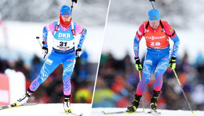 Biathletes logins and Mironov became part of the national team of Russia for participation in the world Cup