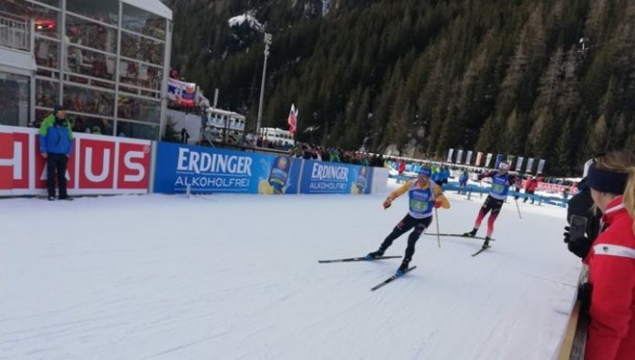 Biathlon. Norway won the single place in the world championship, Russia – seventh