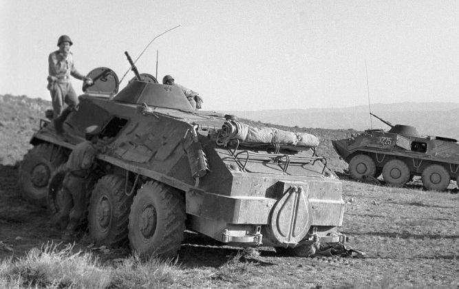 Blatenska operation: as the Chinese invaded the Soviet Union in 1969