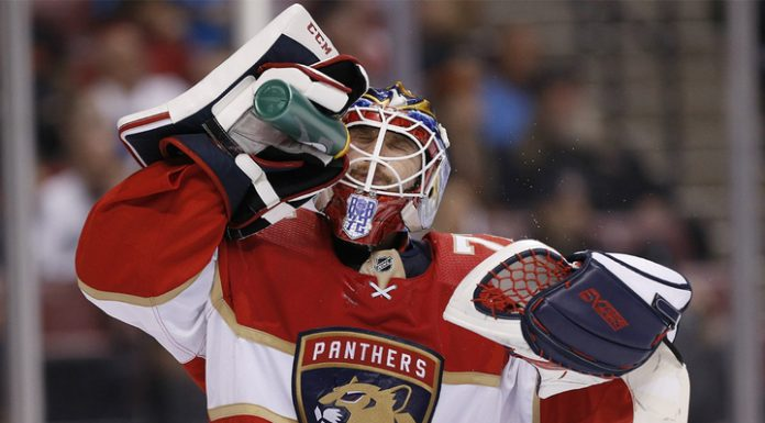 Bobrovsky has not helped. Florida lost again