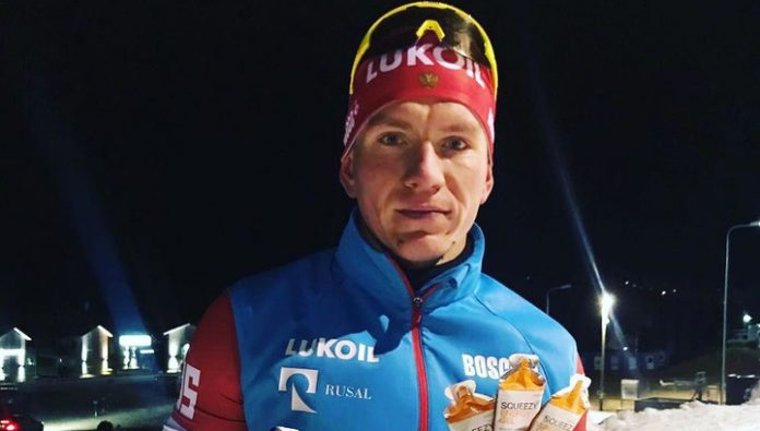 Bolshunov became the second in the pursuit race at the