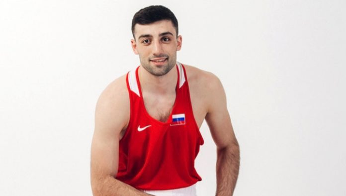 Boxer George Kushitashvili excluded from the Russian team