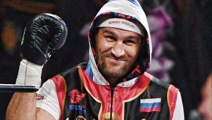 Boxer Kovalev is ready to move into heavier weight