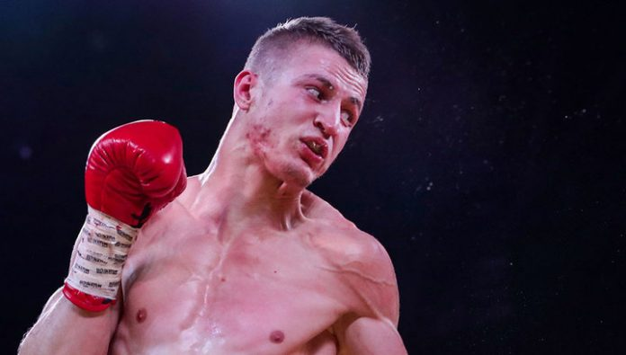 Boxing. Sparrows for the first time, lost and left without a title of champion WBA International