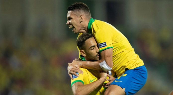 Brazil's national team has qualified for the Olympics in 2020