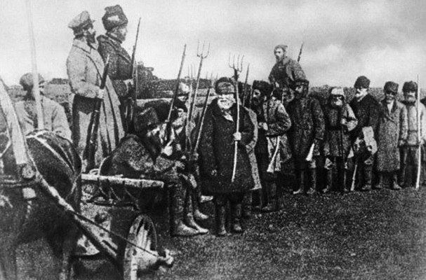 Capanna war: what happened in 1919, in the homeland of Lenin