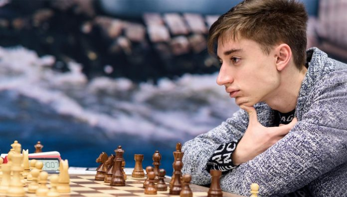 Chess. Daniil Dubov went up 16 positions in FIDE rating