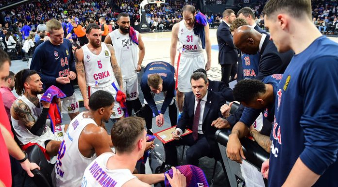 """Coach Itoudis of CSKA on the match with the leader of the Euroleague: know what is """"Efes"""""""