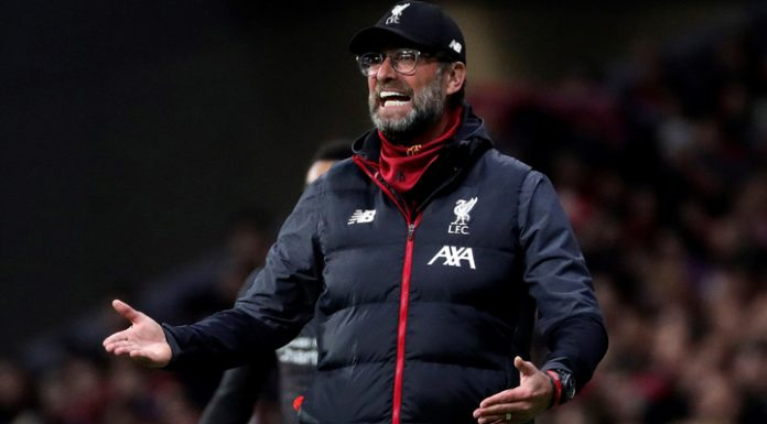 """Coach """"Liverpool"""" Klopp: """"Atletico"""" only leads at halftime"""