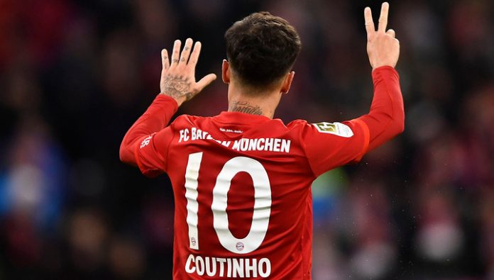 Coutinho is cheaper on the eyes. Barcelona reduced the price of the player