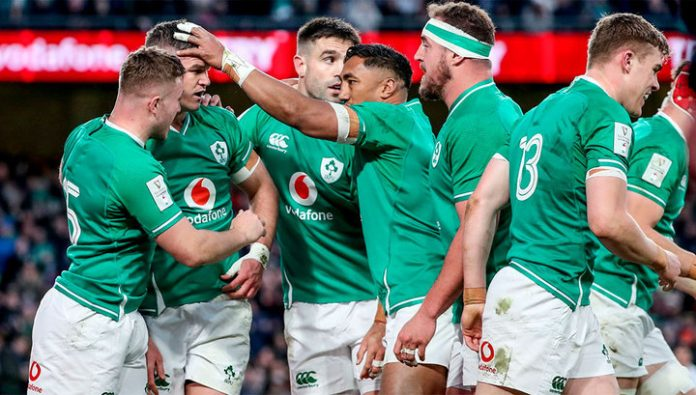 Cup six Nations: Ireland beats Scotland, Wales Gromit Italy