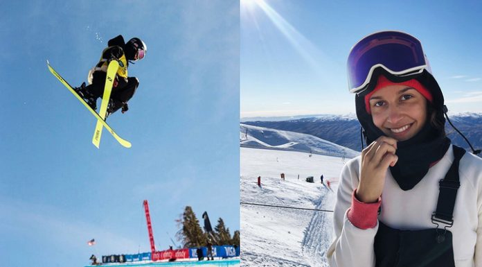 Demidov is the first among the Russians won the world Cup in halfpipe